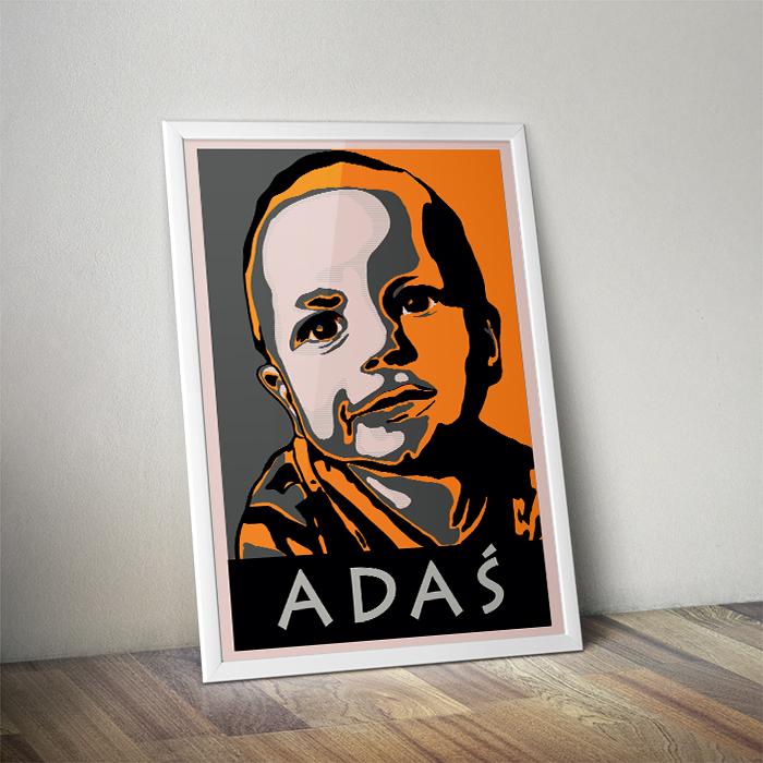 Poster Frame Adas sz-pom