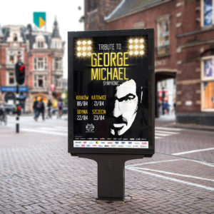 george-michael-plakat